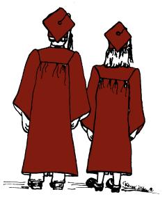 cap&gown